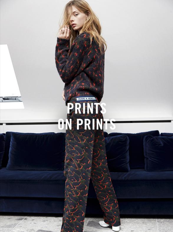 Prints on prints